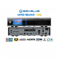 GigaBlue UHD Quad 4K Combo