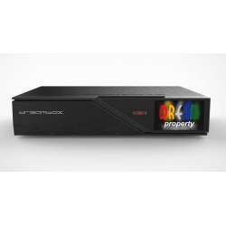 Dreambox DM920 UHD 4K Triple 2x DVB-S2X MS/ 1x DVB-CT2 Tuner