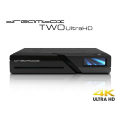Dreambox Two Ultra HD BT 2X DVB-S2X MIS Tuner