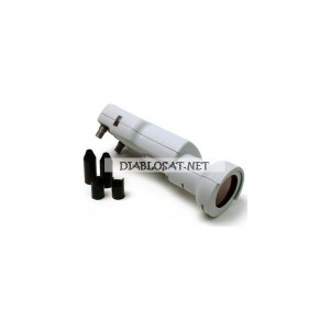 INVACOM Twin offset LNB