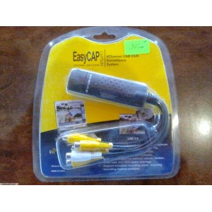 DVR EasyCap  USB