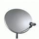Сателитна антена TeleSystem 57см