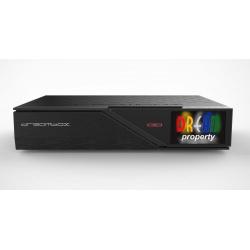 Dreambox DM920 UHD 4K Triple 2x DVB-S2X MS/ 1x DVB-CT2 Tuner