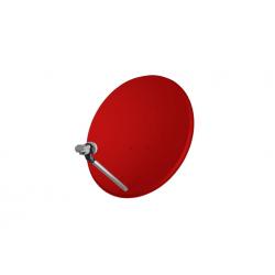 Офсетна антена Mascom 80 Fe Червена