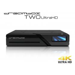 Dreambox Two Ultra HD BT 2X DVB-S2X MIS Tuner