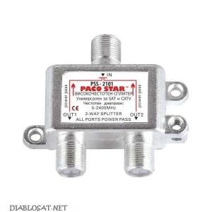 Високочестотен сплитер PSS-2101