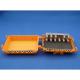 Програмируем DiSEqC ключ Optibox D10 с 10 порта