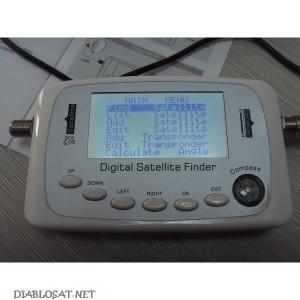 Цифров Сателитен Файндер DVB-S2