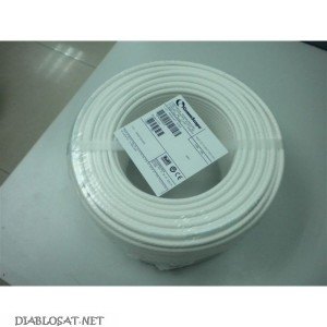 SAT6DS 75 Ohm Coaxial Cable