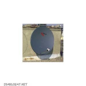 75Е-30W TRIAX 110, PowerSat-motor, LNB-Triax