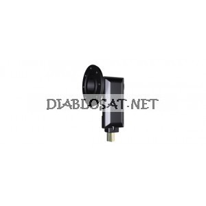 Inverto Single Flange LNB 0,3db