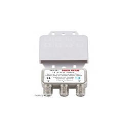 DISEqC ключ PACOSTAR DVM-281 2 портa