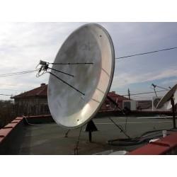95Е-45W C+Ku band 180см парабола